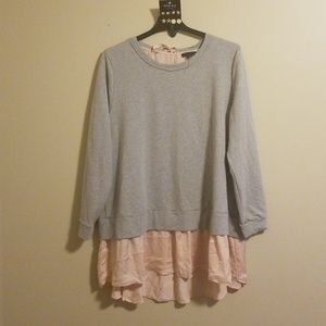 Layered Top by Lane Bryant